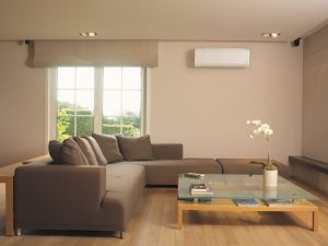 Contemporary-Living-Room-Air-Conditioner-Placement